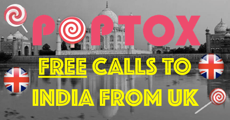 Free Calls to India from UK